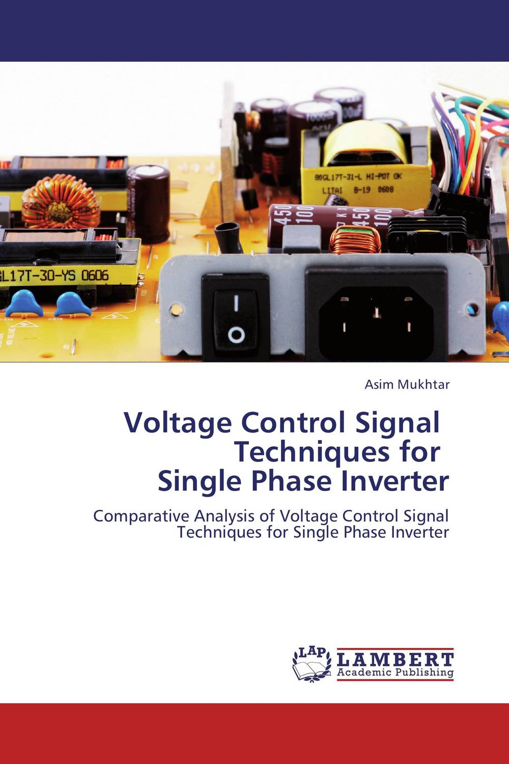 Voltage Control Signal       Techniques for   Single Phase Inverter pwm switching techniques for hybrid electrical vehicles