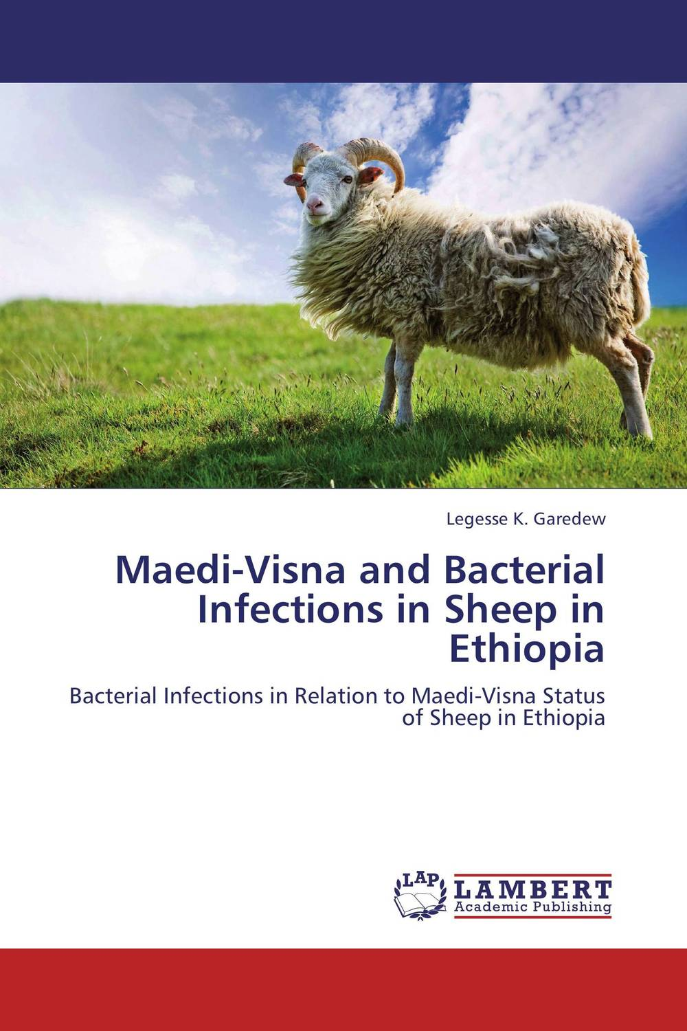 Maedi-Visna and Bacterial Infections in Sheep in Ethiopia tapan kumar dutta and parimal roychoudhury diagnosis and characterization of bacterial pathogens in animal