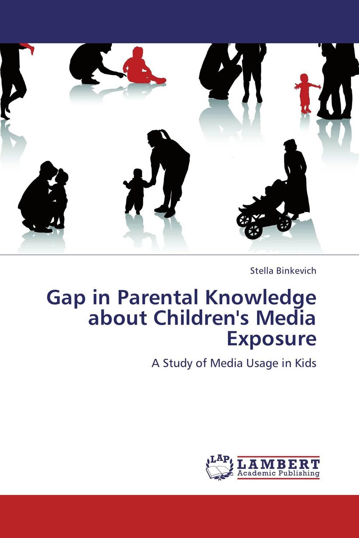Gap in Parental Knowledge about Children's Media Exposure found in brooklyn