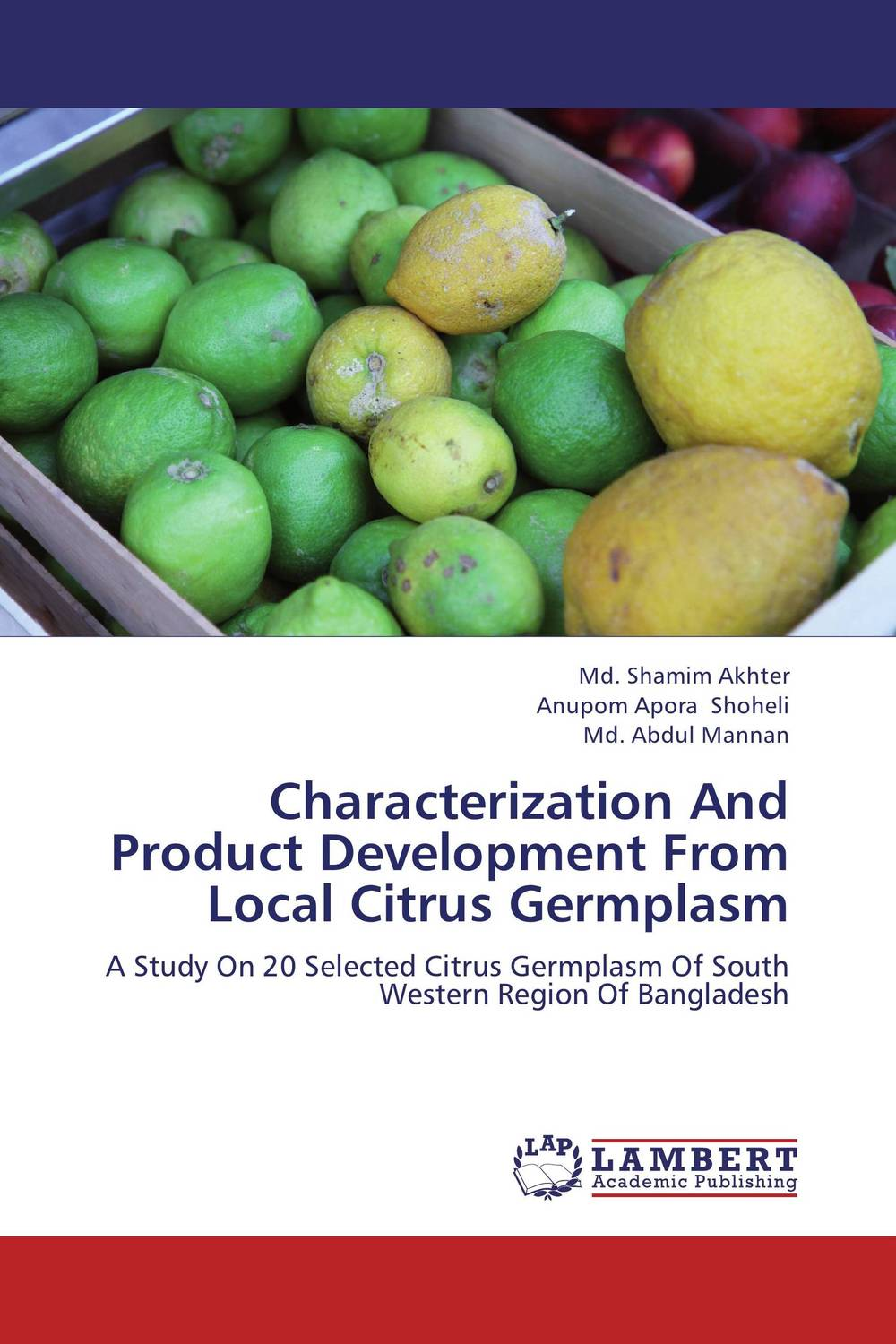 Characterization And Product Development From Local Citrus Germplasm found in brooklyn