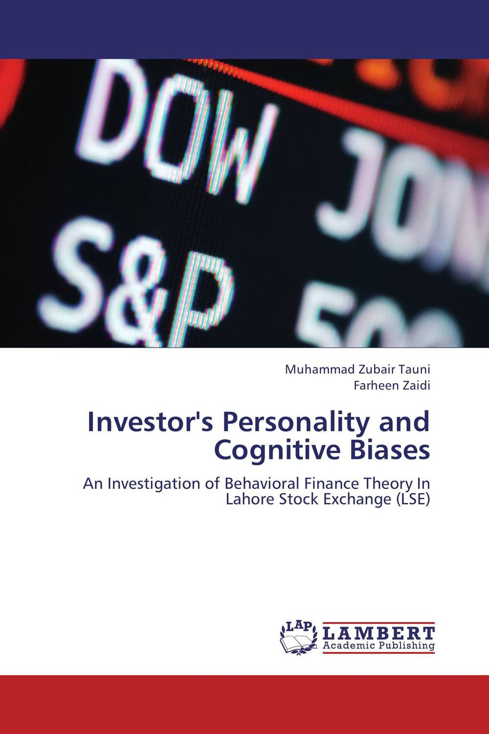 Фото Investor's Personality and Cognitive Biases finance and investments