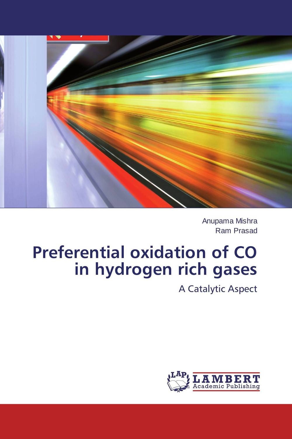 Preferential oxidation of CO in hydrogen rich gases