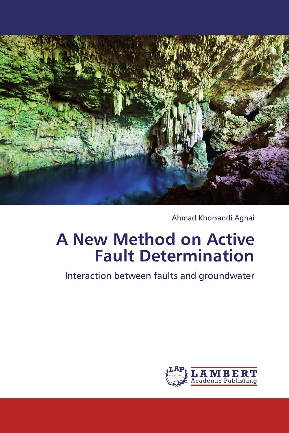 A New Method on Active Fault Determination livelihoods and water resources