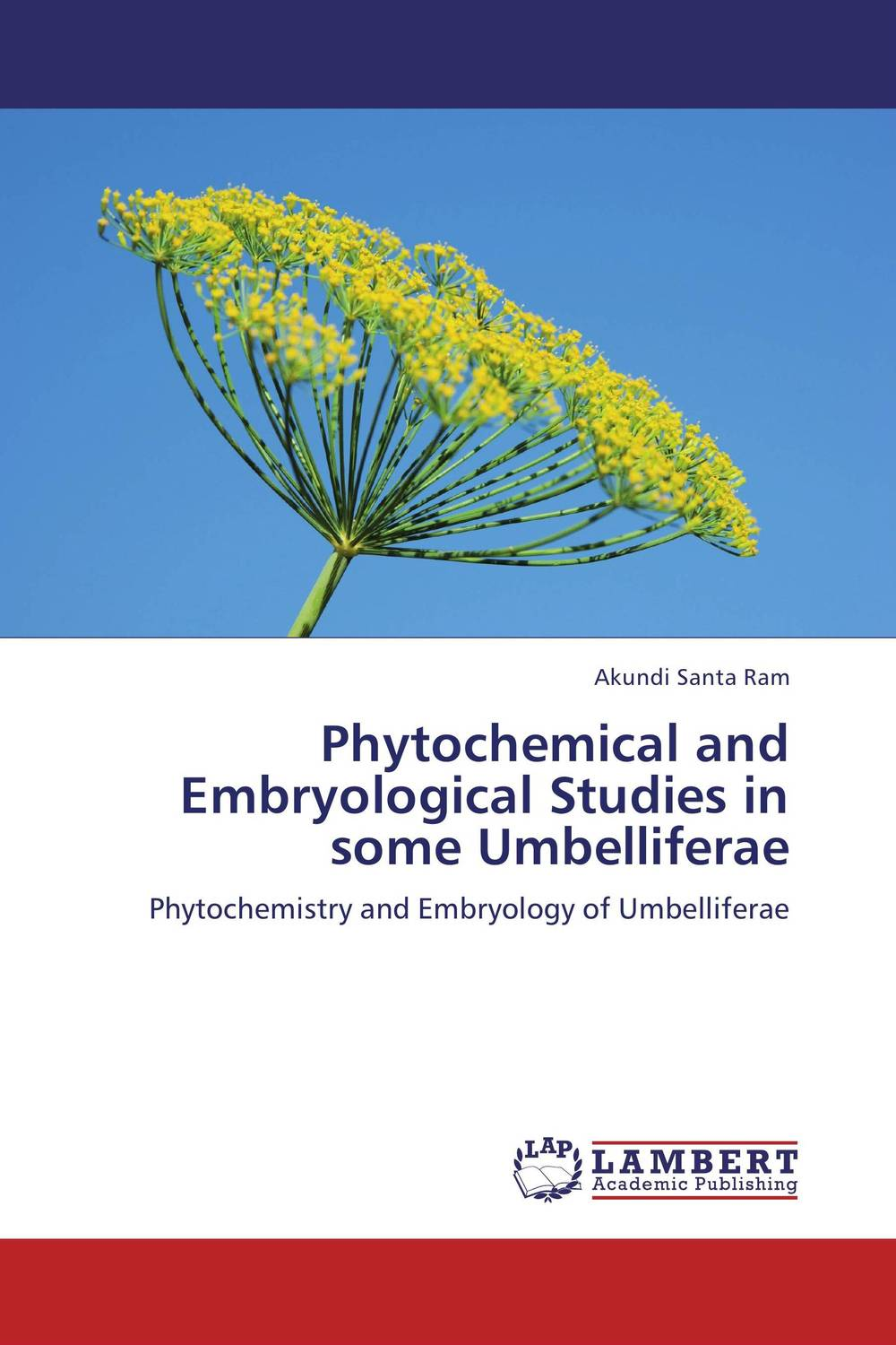 Phytochemical and Embryological Studies in some Umbelliferae phytochemical and pharmacognostical studies of family euphorbiaceae