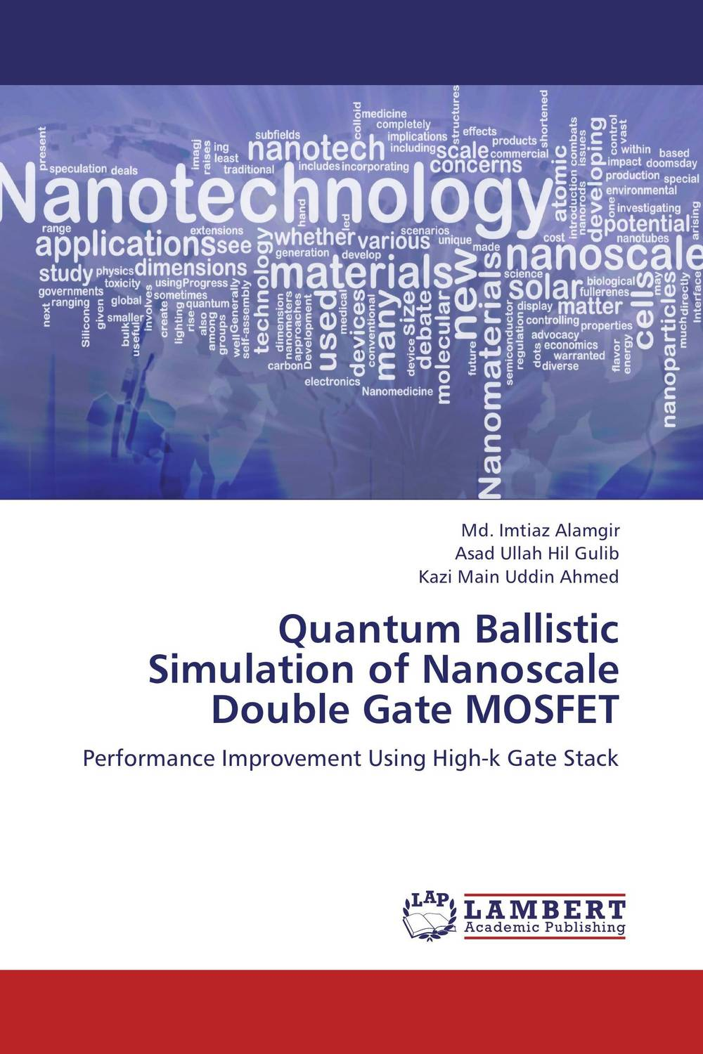 Quantum Ballistic Simulation of Nanoscale Double Gate MOSFET triple metal double gate tm dg mosfet