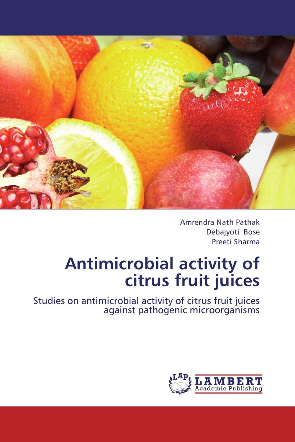 Antimicrobial activity of citrus fruit juices quality control and safety of fruit juices nectars and dairy products