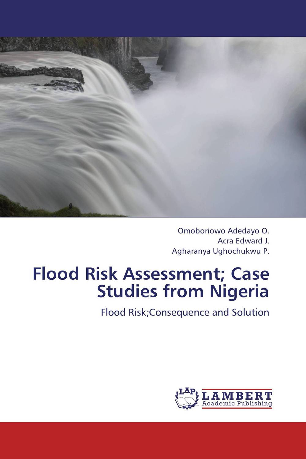 Flood Risk Assessment; Case Studies from Nigeria