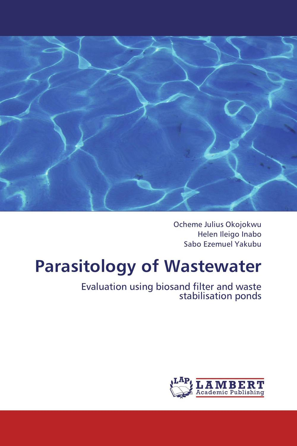 Parasitology of Wastewater analysis of pharmaceuticals in wastewater and their photodegradation