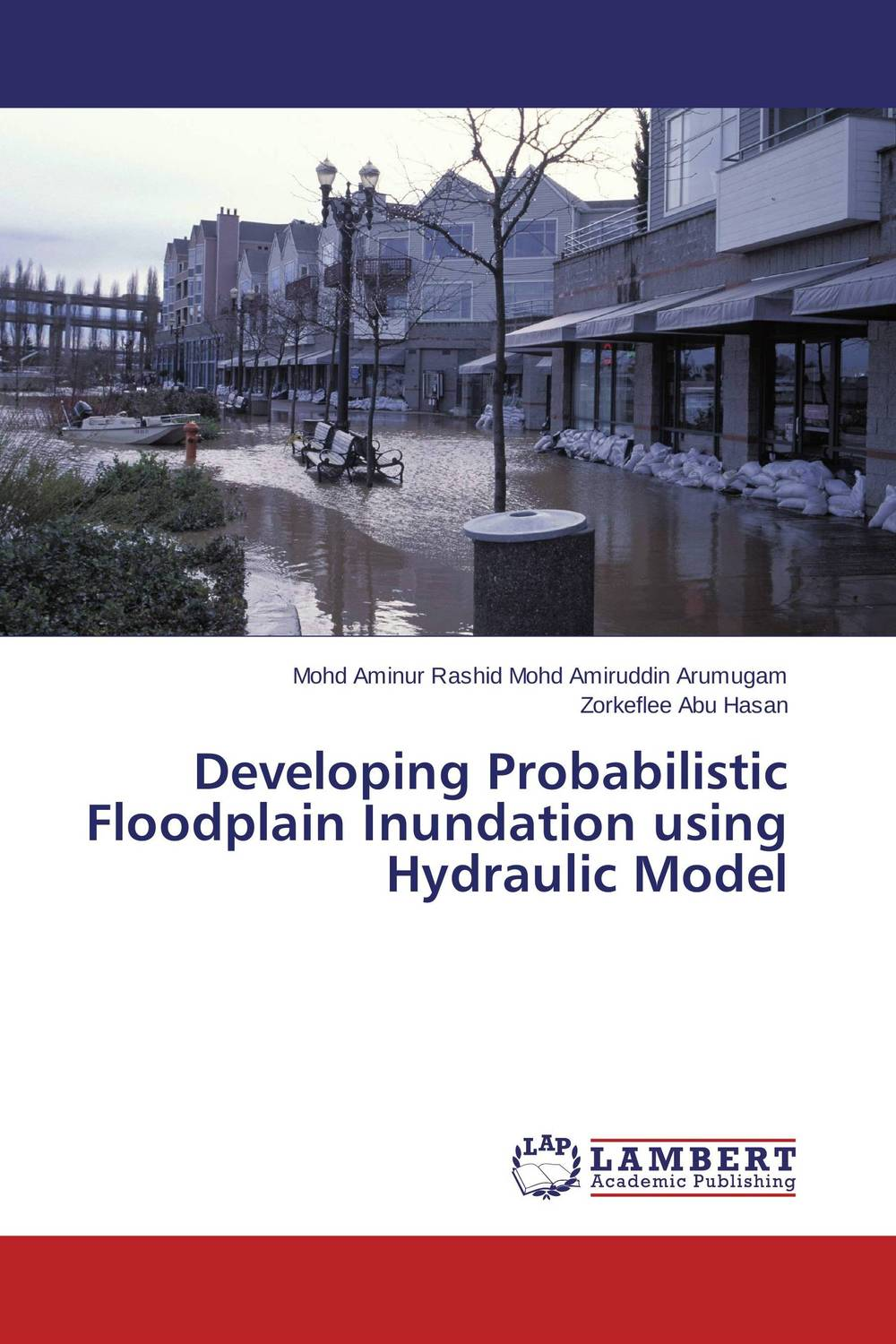 Developing Probabilistic Floodplain Inundation using Hydraulic Model the flood of 64