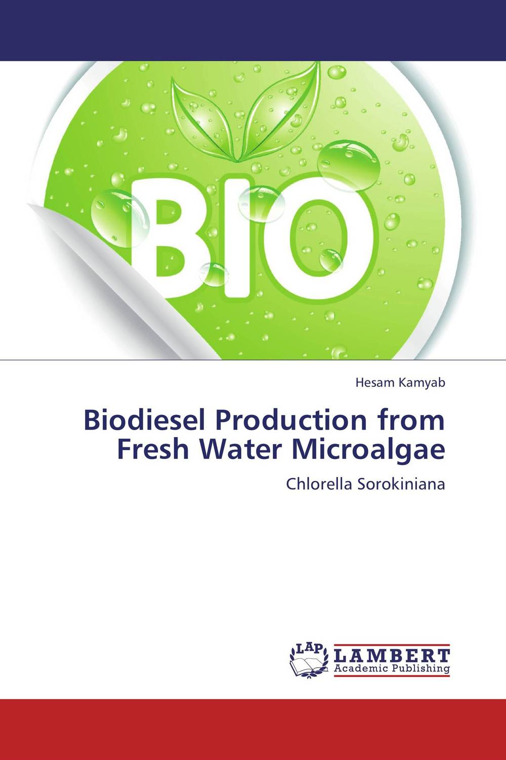 Biodiesel Production from Fresh Water Microalgae bride of the water god v 3