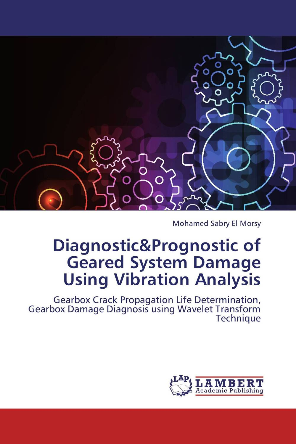 Фото Diagnostic&Prognostic of Geared System Damage Using Vibration Analysis finance and investments