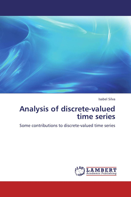 купить Analysis of discrete-valued time series недорого