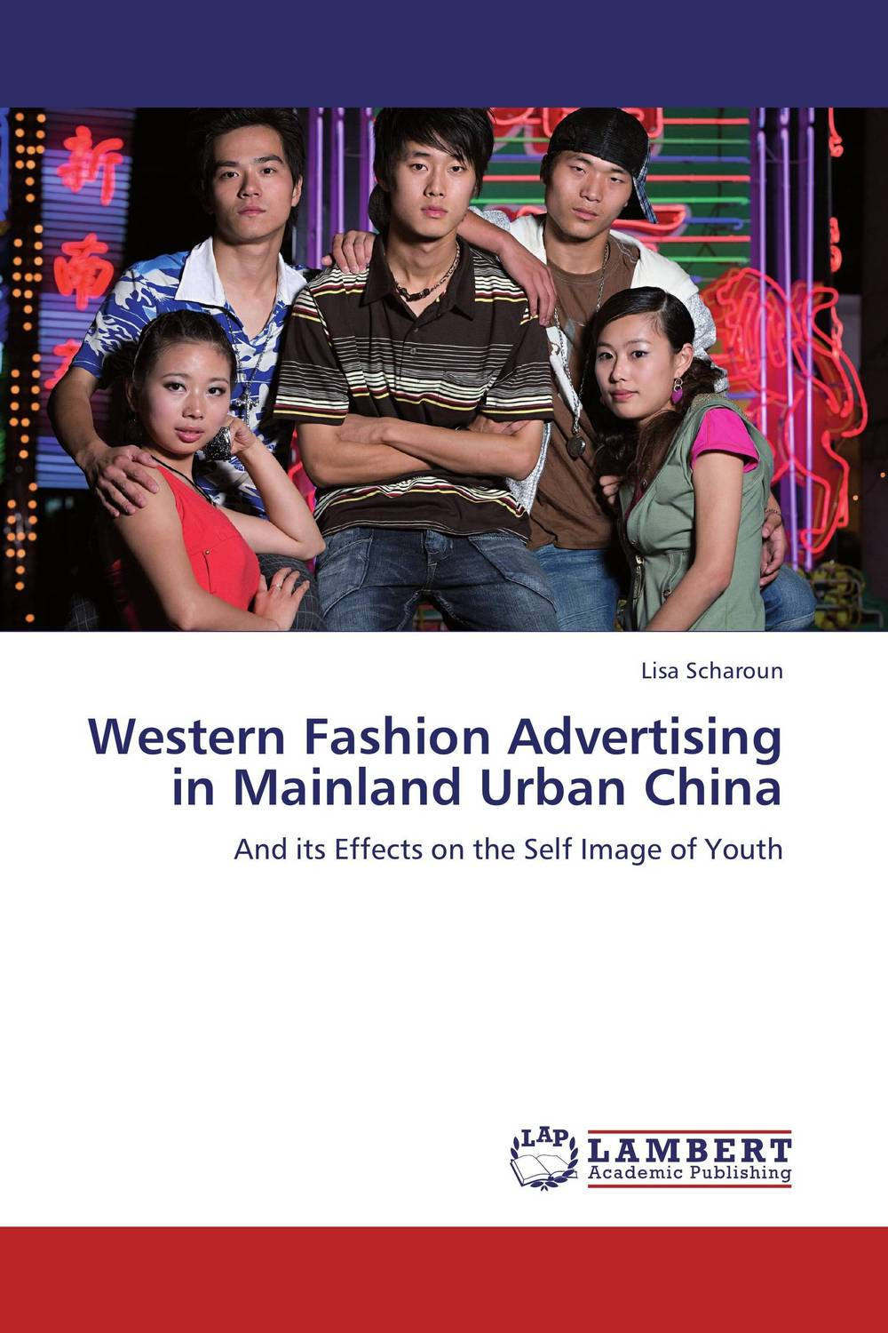 Western Fashion Advertising in Mainland Urban China купить