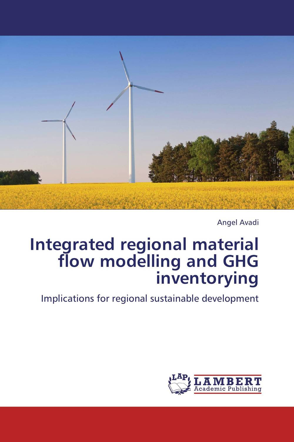 Integrated regional material flow modelling and GHG inventorying imperfectly stirred reactor modelling of recirculating reactive flows