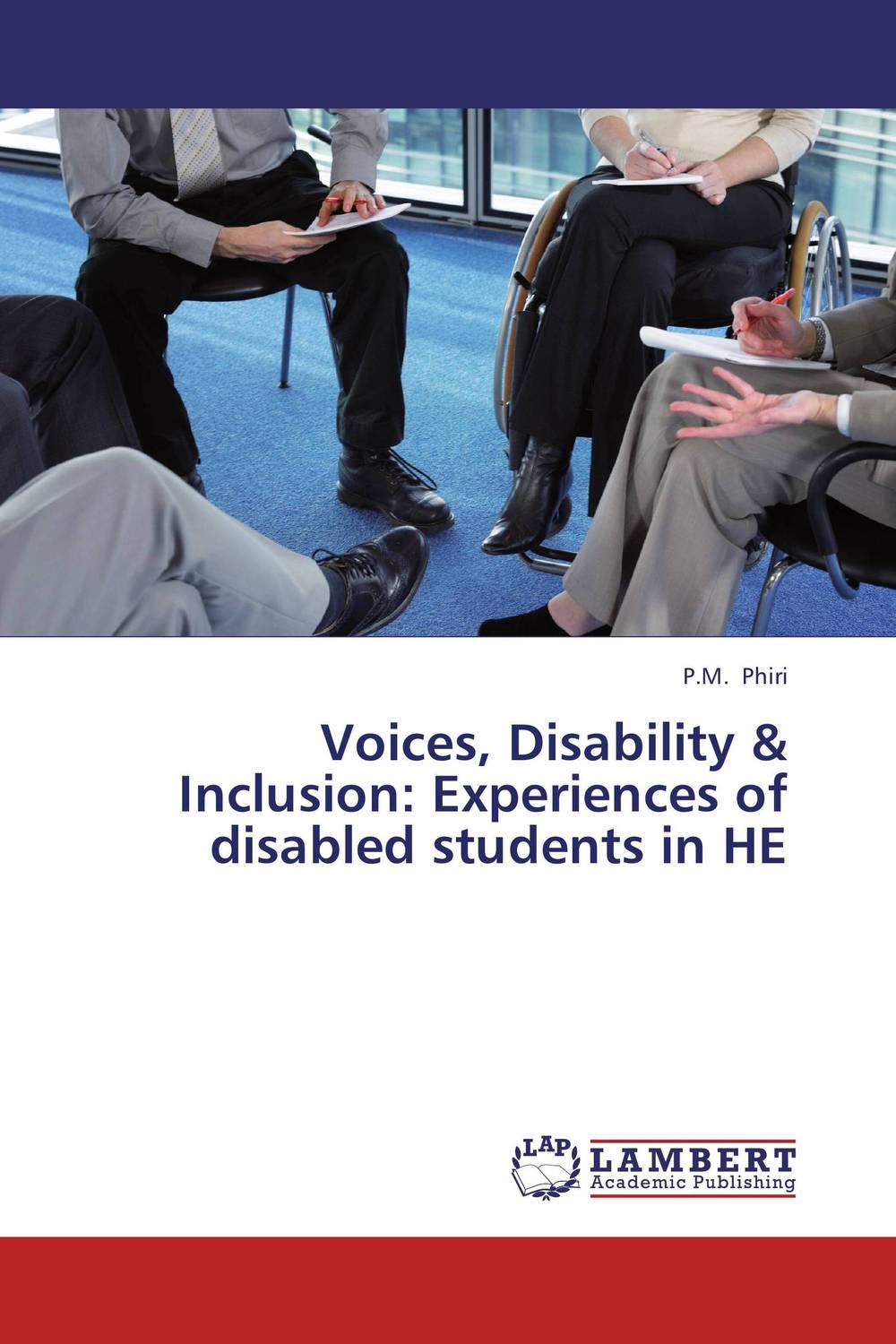 Voices, Disability & Inclusion: Experiences of disabled students in HE voices in the dark