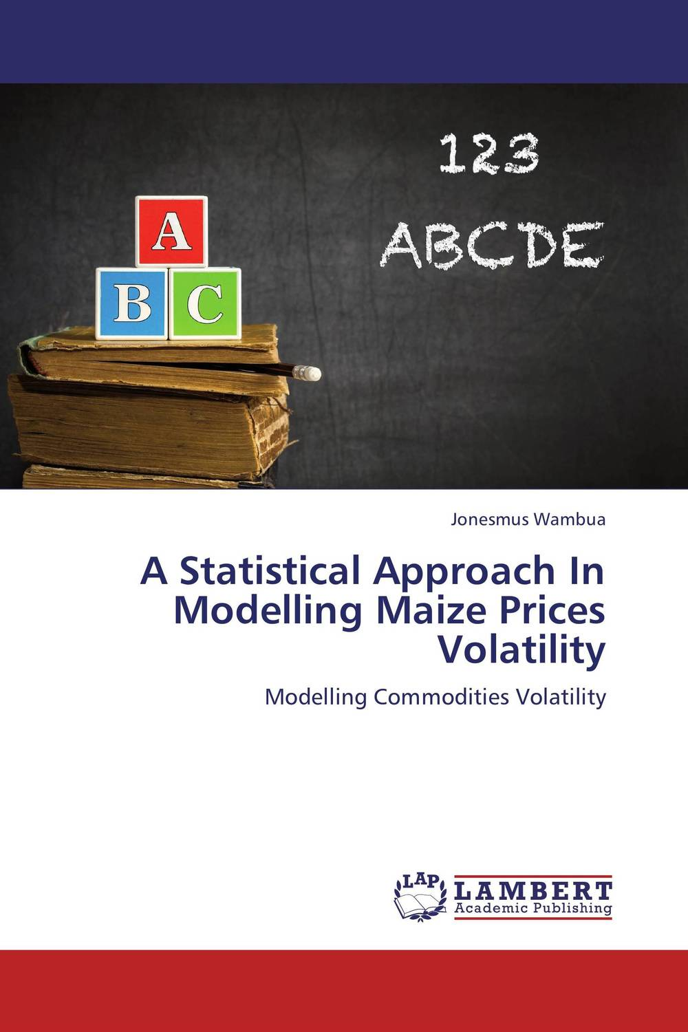 A Statistical Approach In Modelling Maize Prices Volatility a subspace approach for speech signal modelling and classification