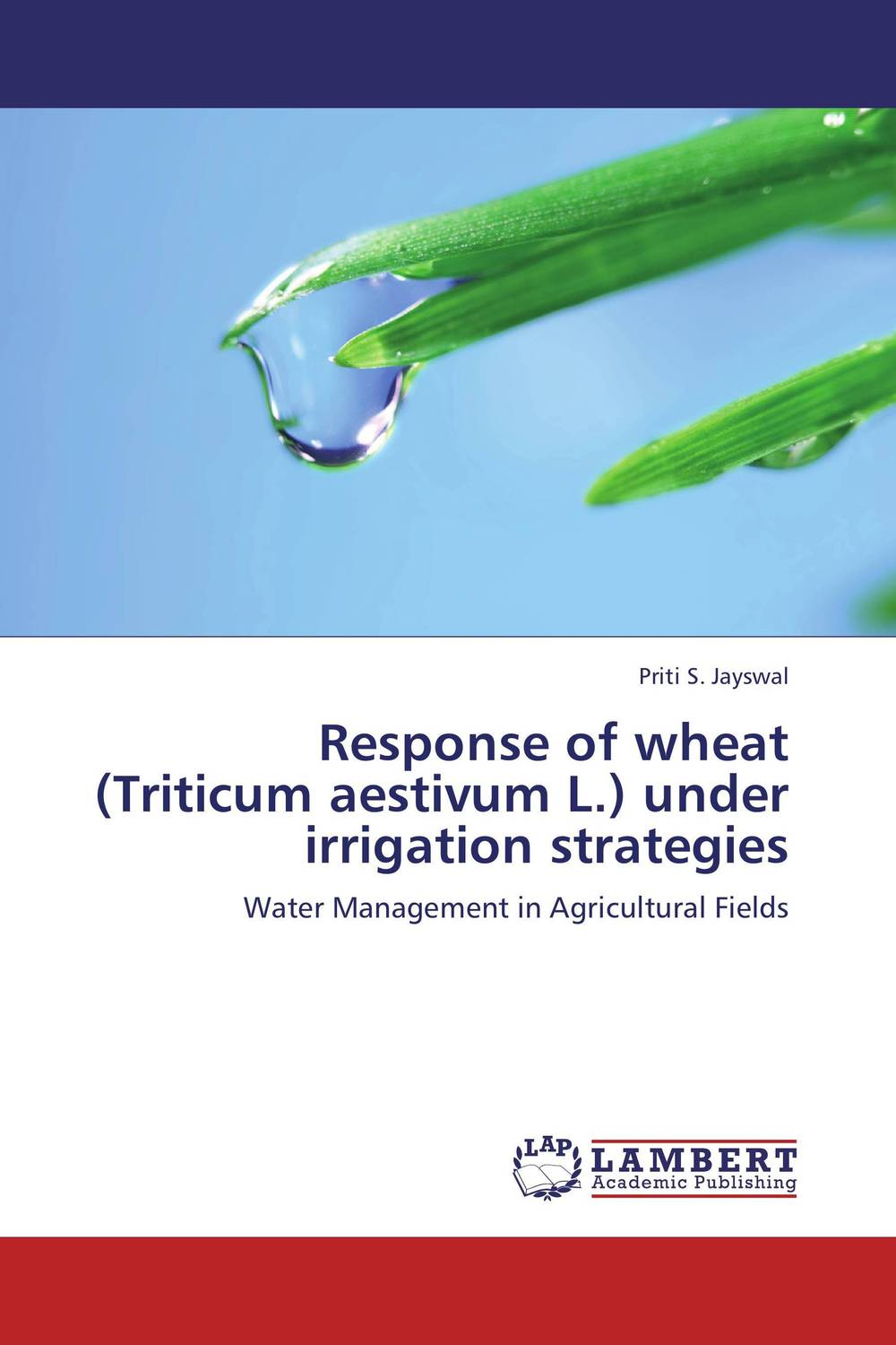 Response of wheat (Triticum aestivum L.) under irrigation strategies ornamental plant production in recycled water