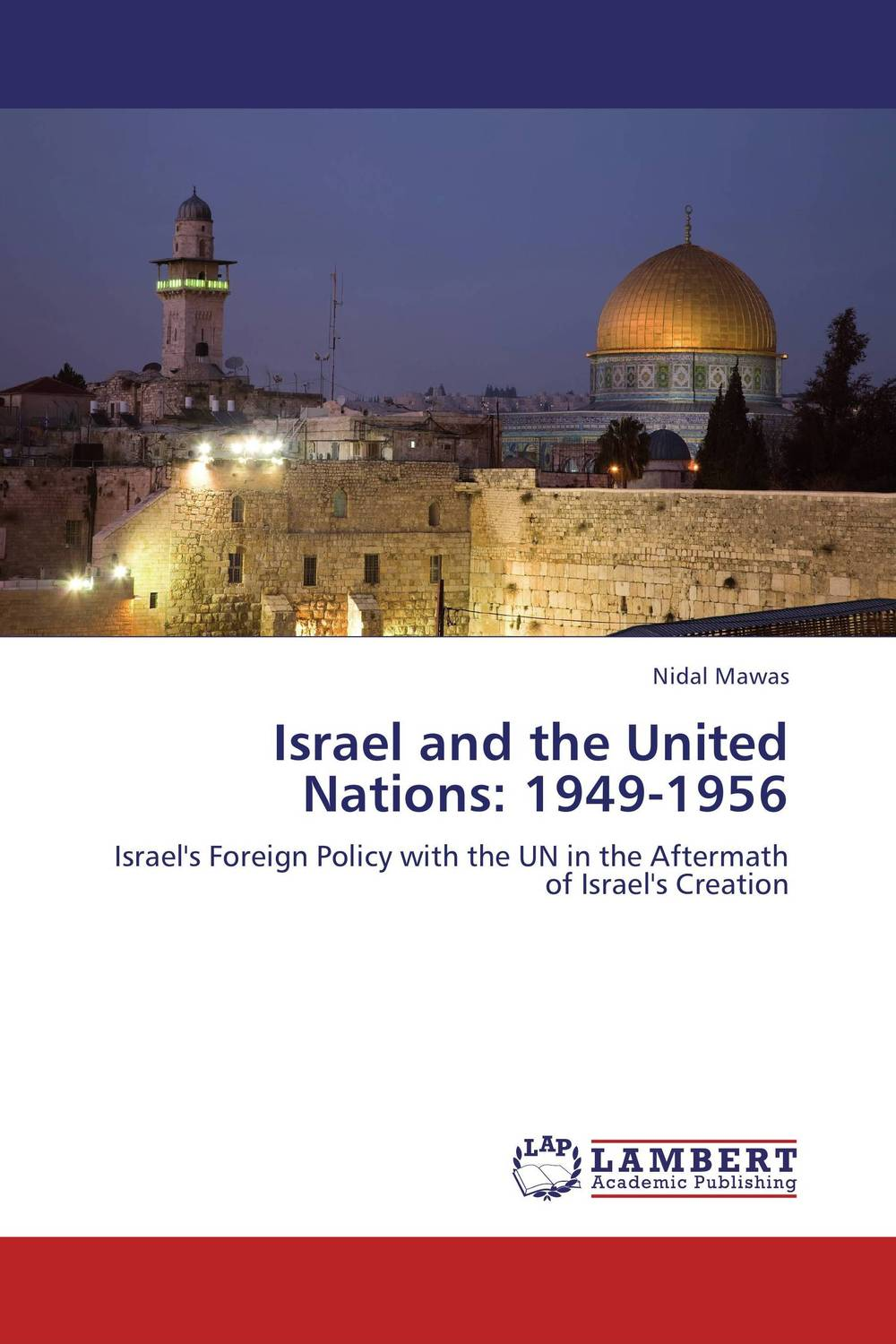 Israel and the United Nations: 1949-1956 psychiatric disorders in postpartum period