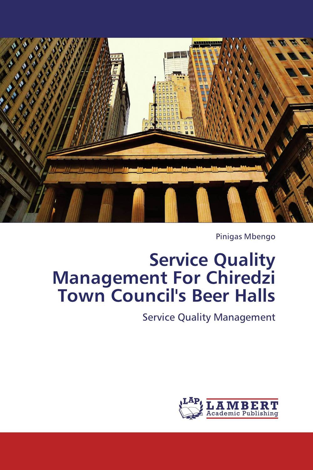 Service Quality Management For Chiredzi Town Council's Beer Halls robert moeller r executive s guide to it governance improving systems processes with service management cobit and itil