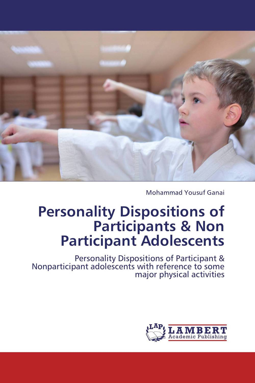 Personality Dispositions of Participants & Non Participant Adolescents tv addiction and personality styles of adolescents