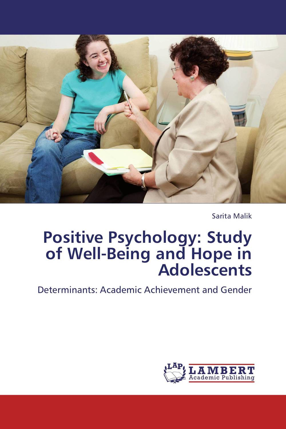 Positive Psychology: Study of Well-Being and Hope in Adolescents