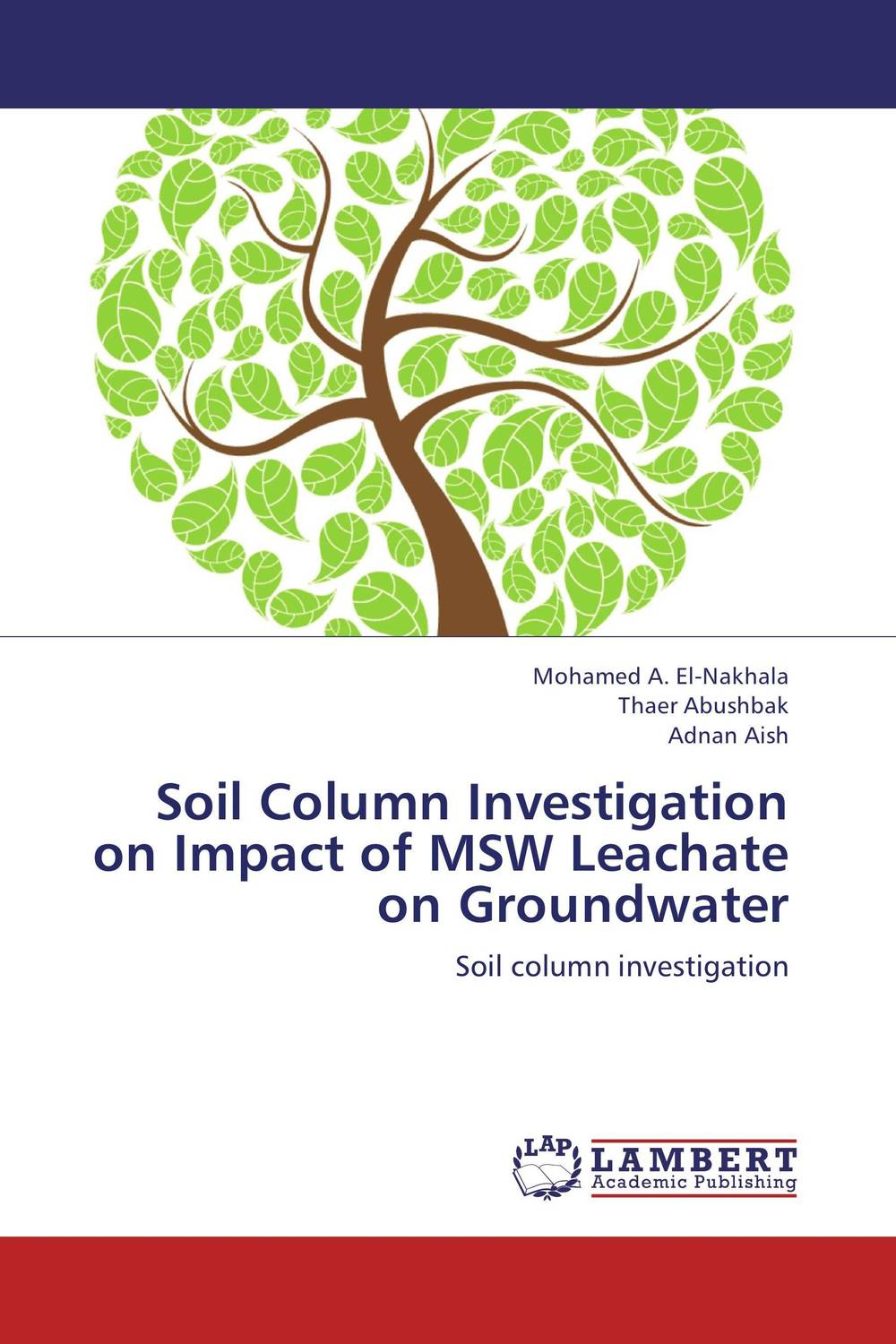 Soil Column Investigation on Impact of MSW Leachate on Groundwater