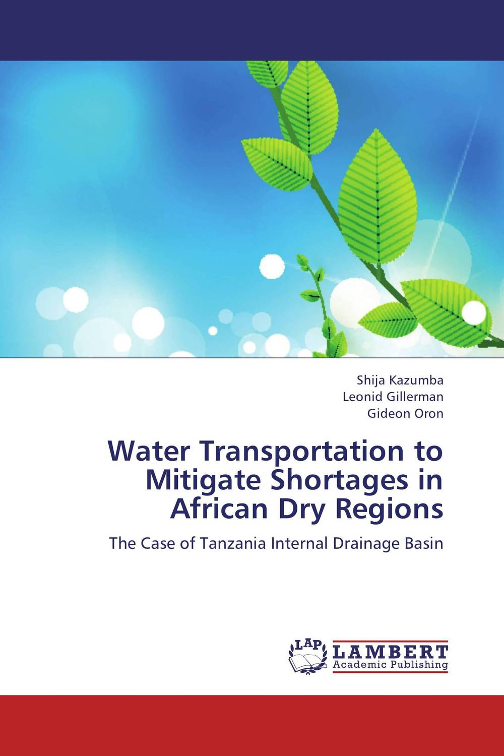 Water Transportation to Mitigate Shortages in African Dry Regions computational methods for transportation security