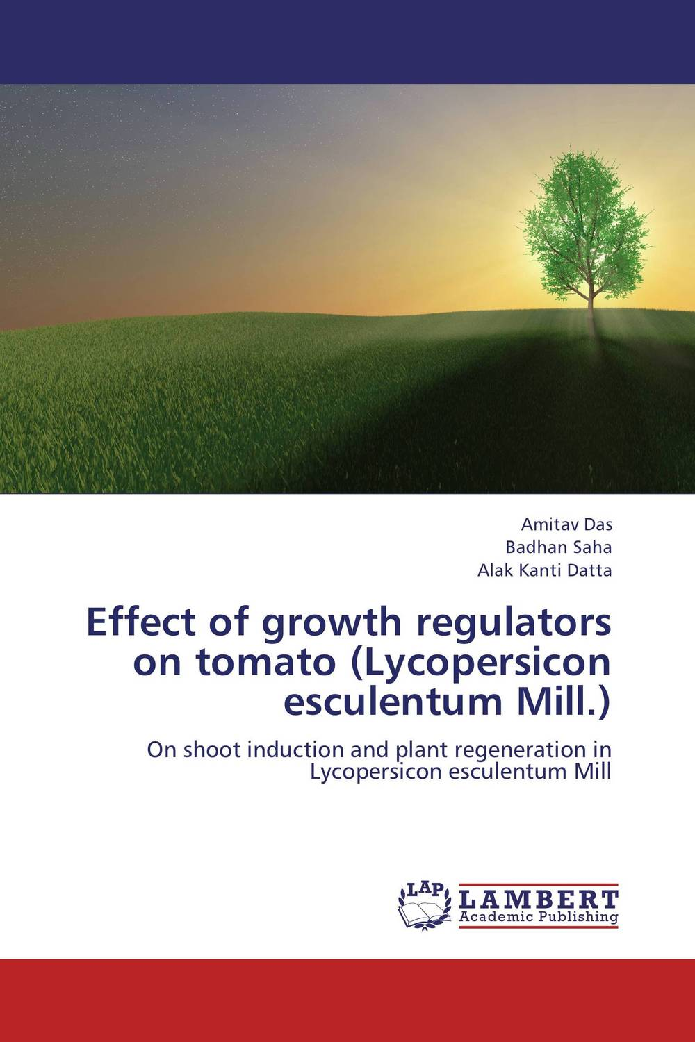 Effect of growth regulators on tomato (Lycopersicon esculentum Mill.) effect of beta carotene on growth and color of pterophyllum scalare