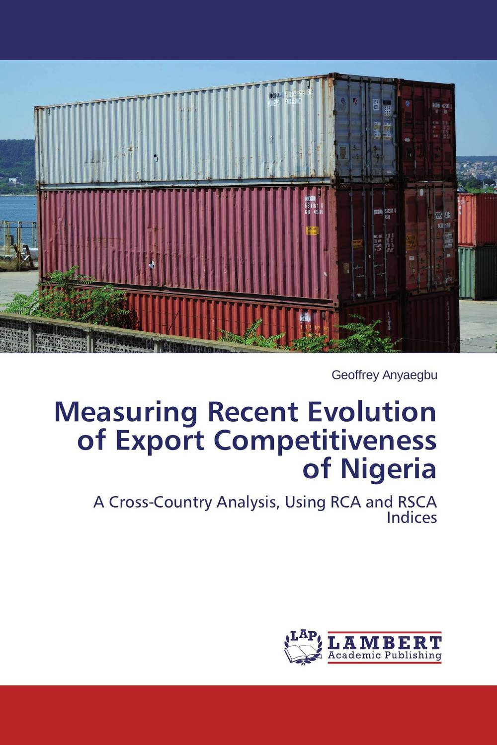 купить  Measuring Recent Evolution of Export Competitiveness of Nigeria  онлайн