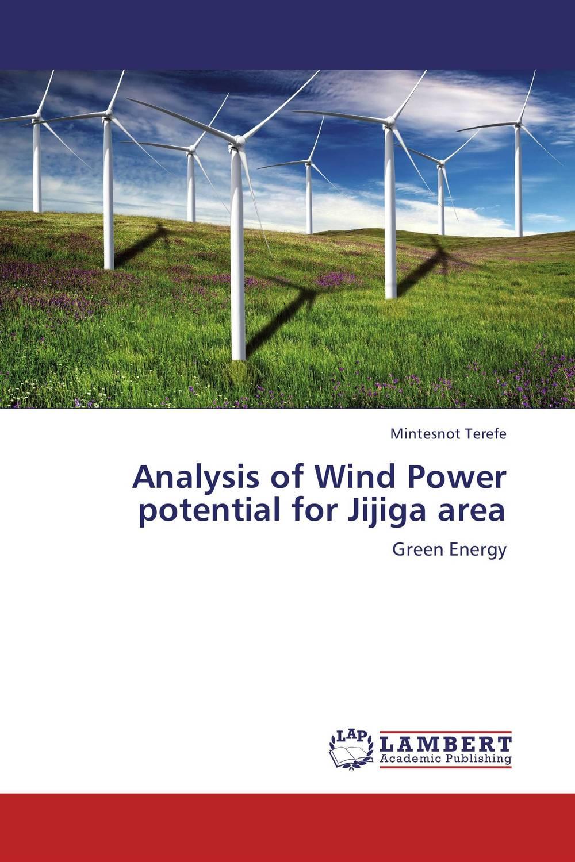купить Analysis of Wind Power potential for Jijiga area недорого