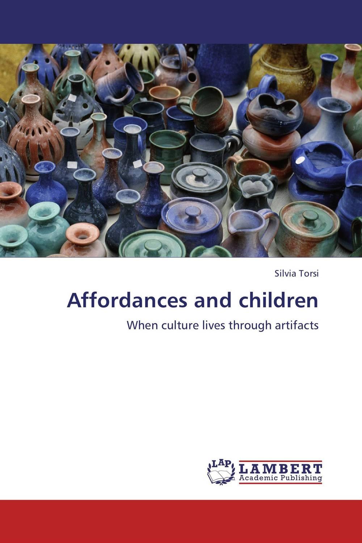 Affordances and children abnormal psychology 4e