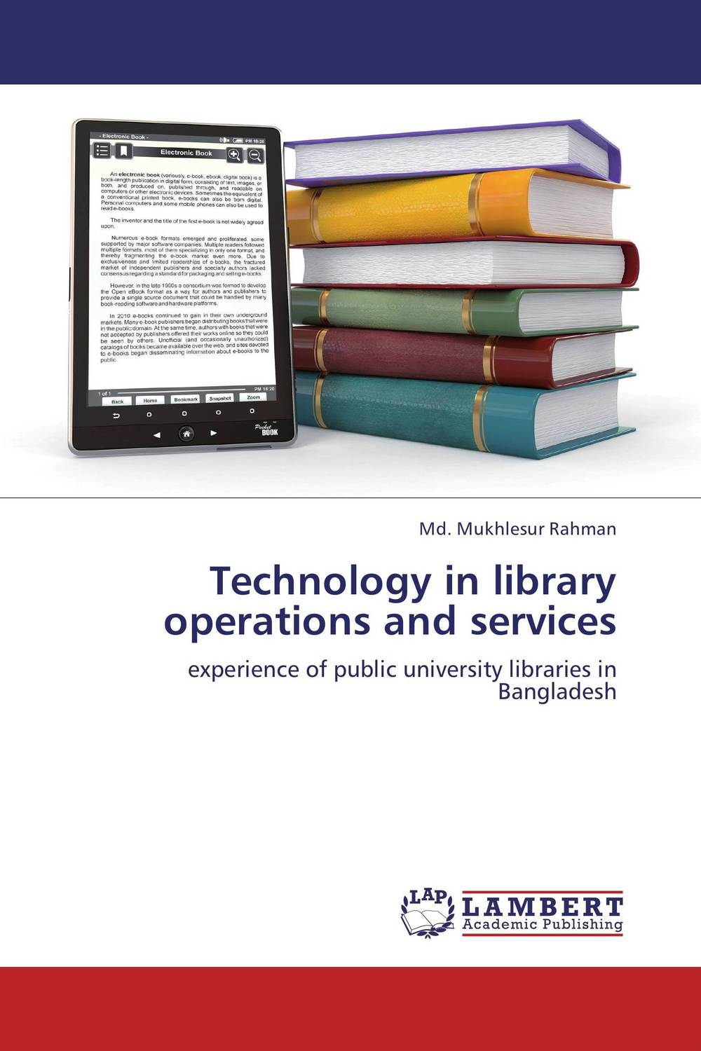 купить Technology in library operations and services недорого