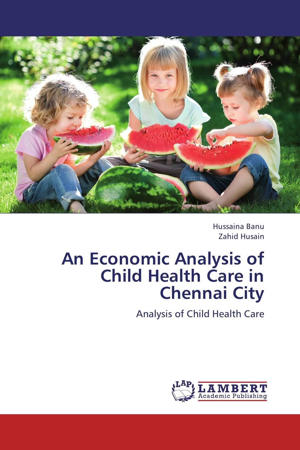 An Economic Analysis of Child Health Care in Chennai City an economic analysis of international student migration