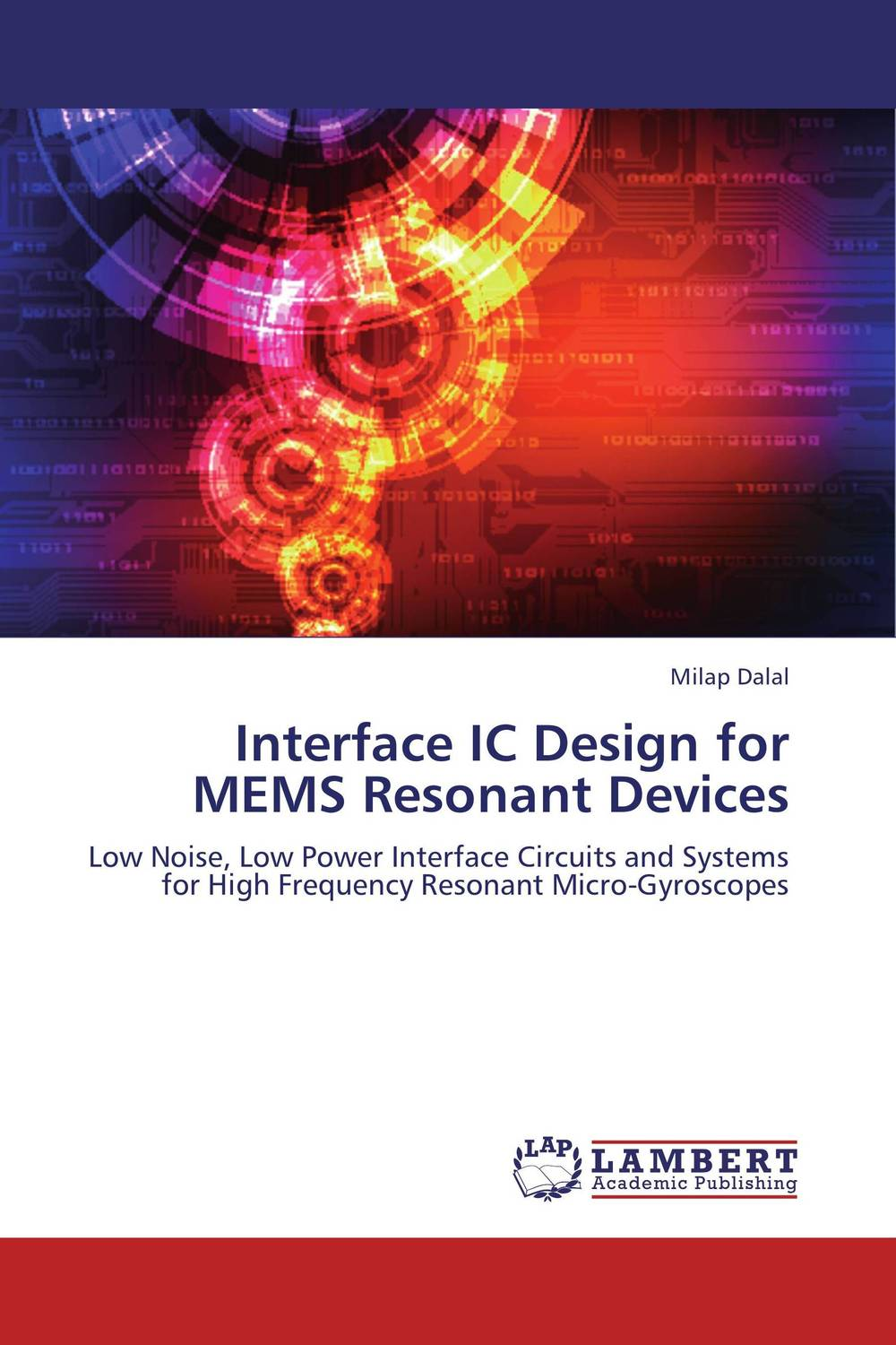 Interface IC Design for MEMS Resonant Devices minhang bao analysis and design principles of mems devices