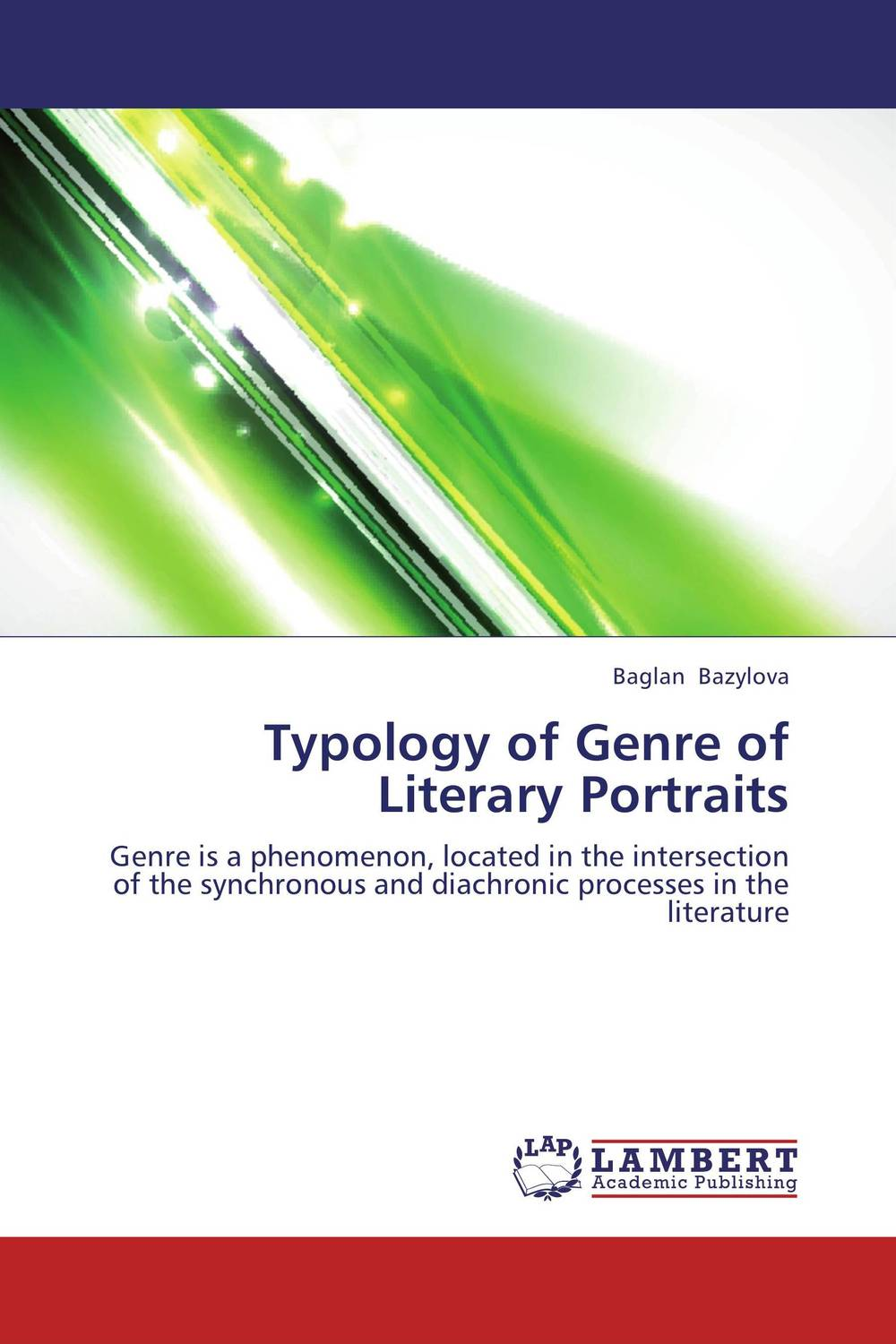 Typology of Genre of Literary Portraits metadiscourse and genre learning