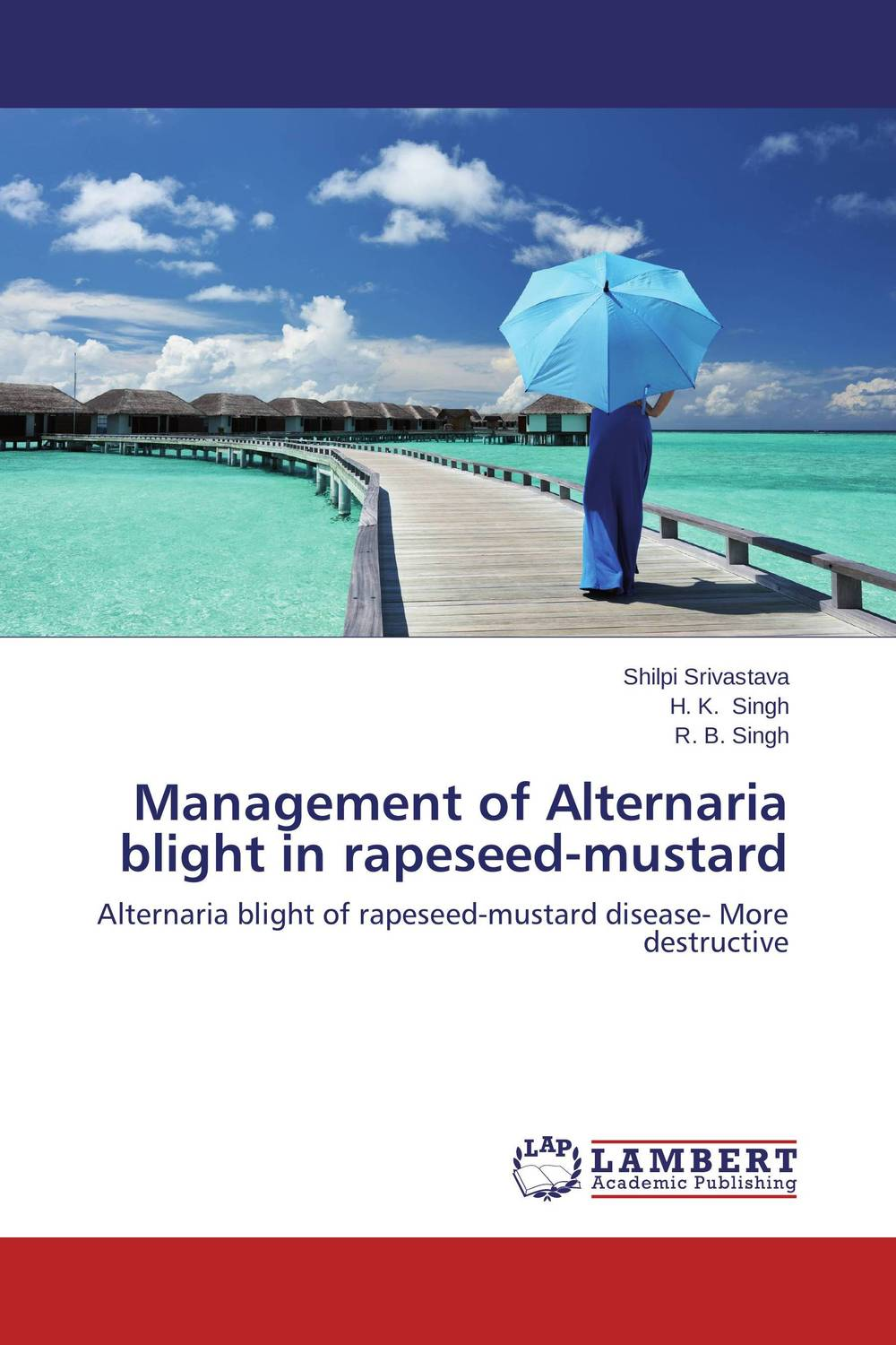 Management of Alternaria blight in rapeseed-mustard effect of plant extracts on alternaria brassicae in mustard