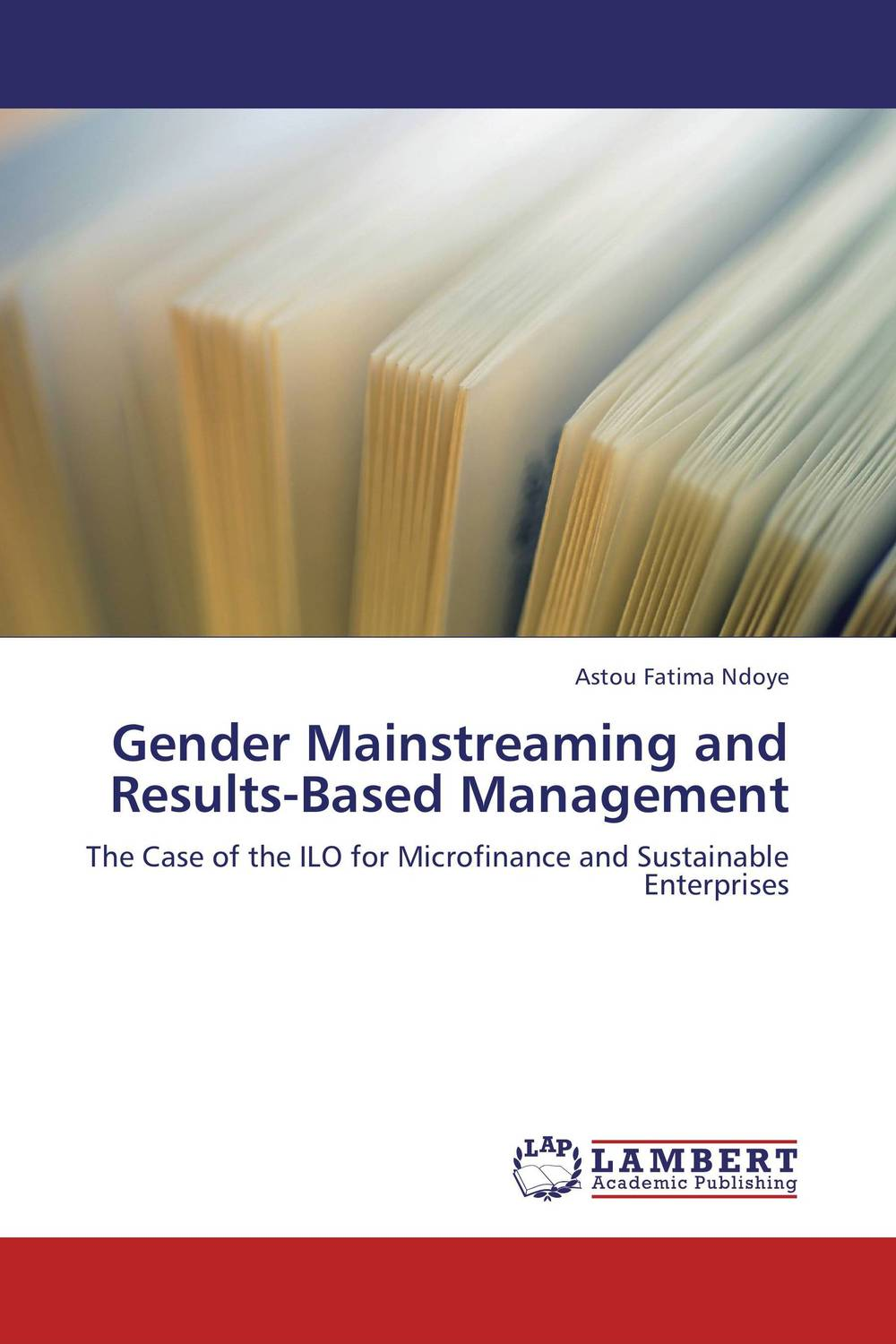 Gender Mainstreaming and Results-Based Management
