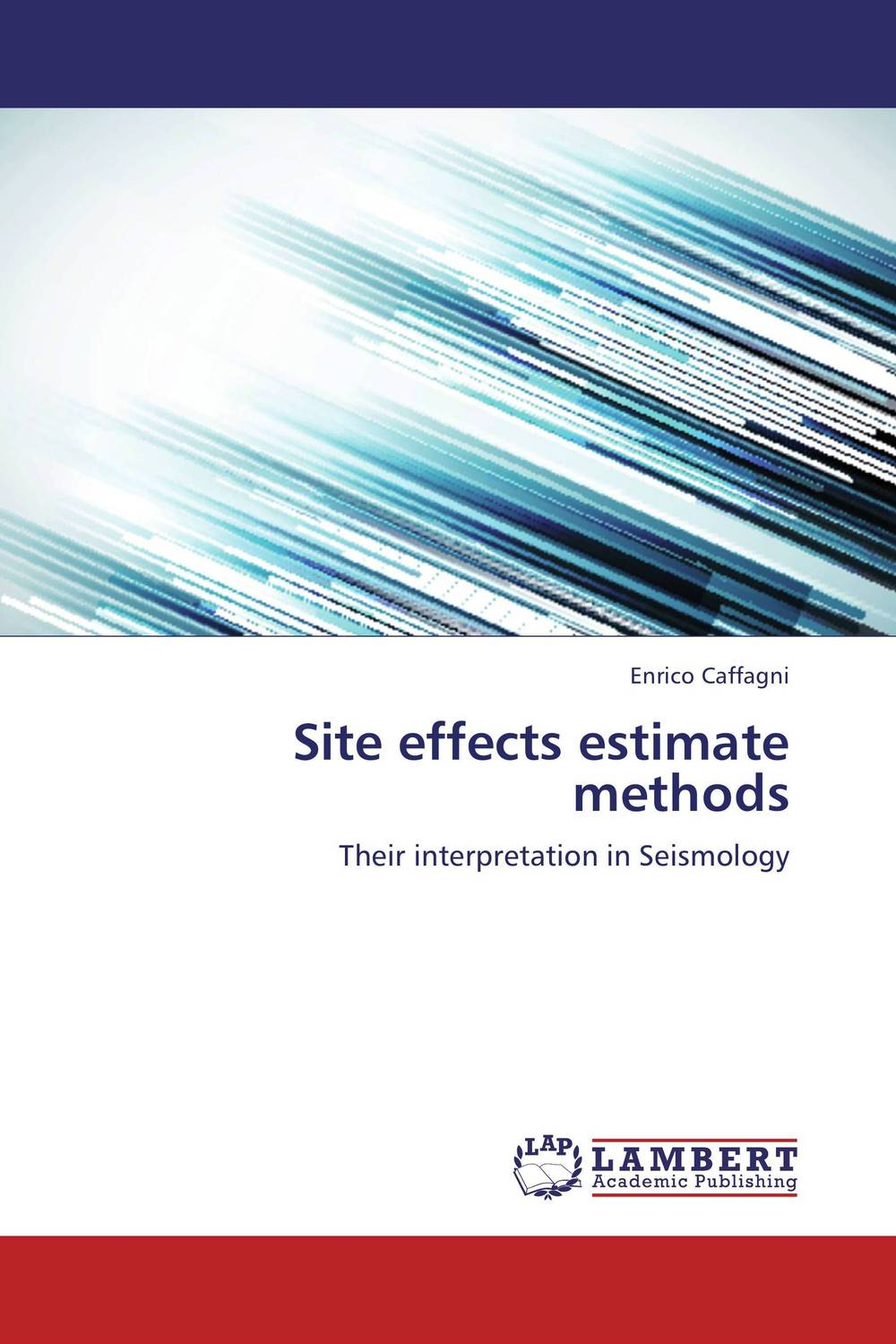 Site effects estimate methods