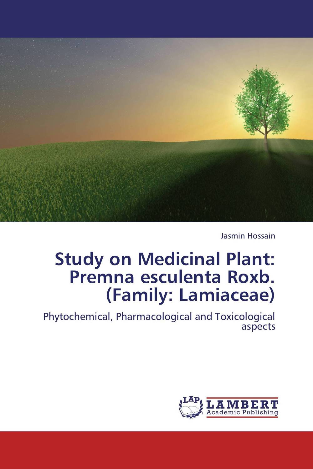 Study on Medicinal Plant: Premna esculenta Roxb. (Family: Lamiaceae) phytochemical investigation of the flavonoids