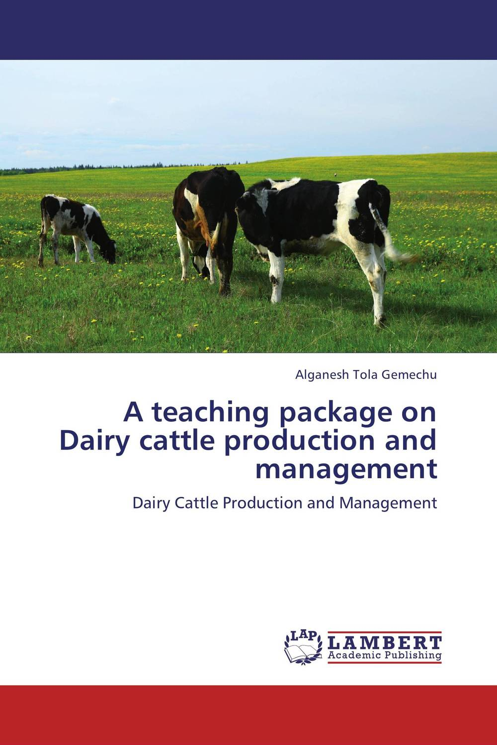 A teaching package on Dairy cattle production and management therapeutic management of infertility in cattle