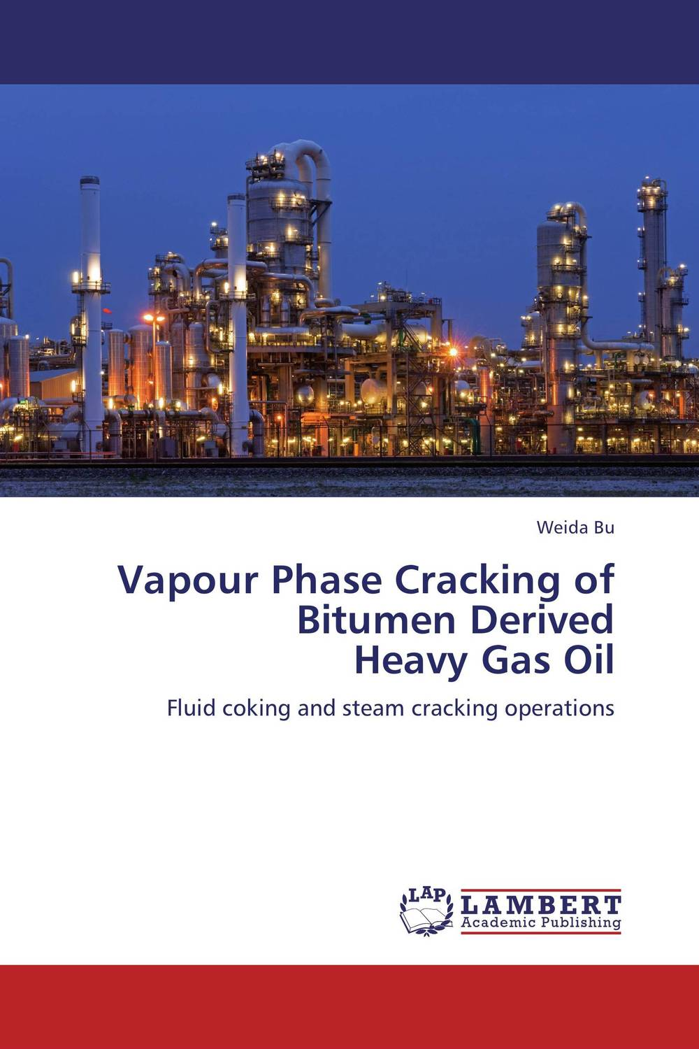 Vapour Phase Cracking of Bitumen Derived  Heavy Gas Oil economizer forces heat transmission from liquid to vapour effectively and keep pressure drop down to a reasonable level