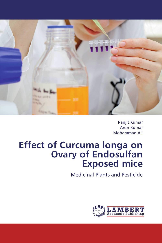 Effect of Curcuma longa on Ovary of Endosulfan Exposed mice effect of curcuma longa on ovary of endosulfan exposed mice