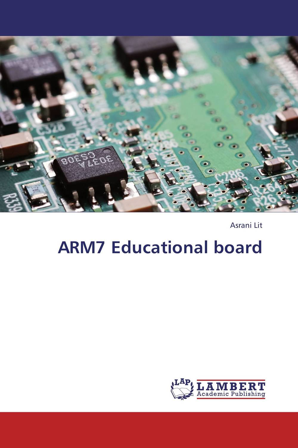 ARM7 Educational board design and development of an embedded system for ad dc power control