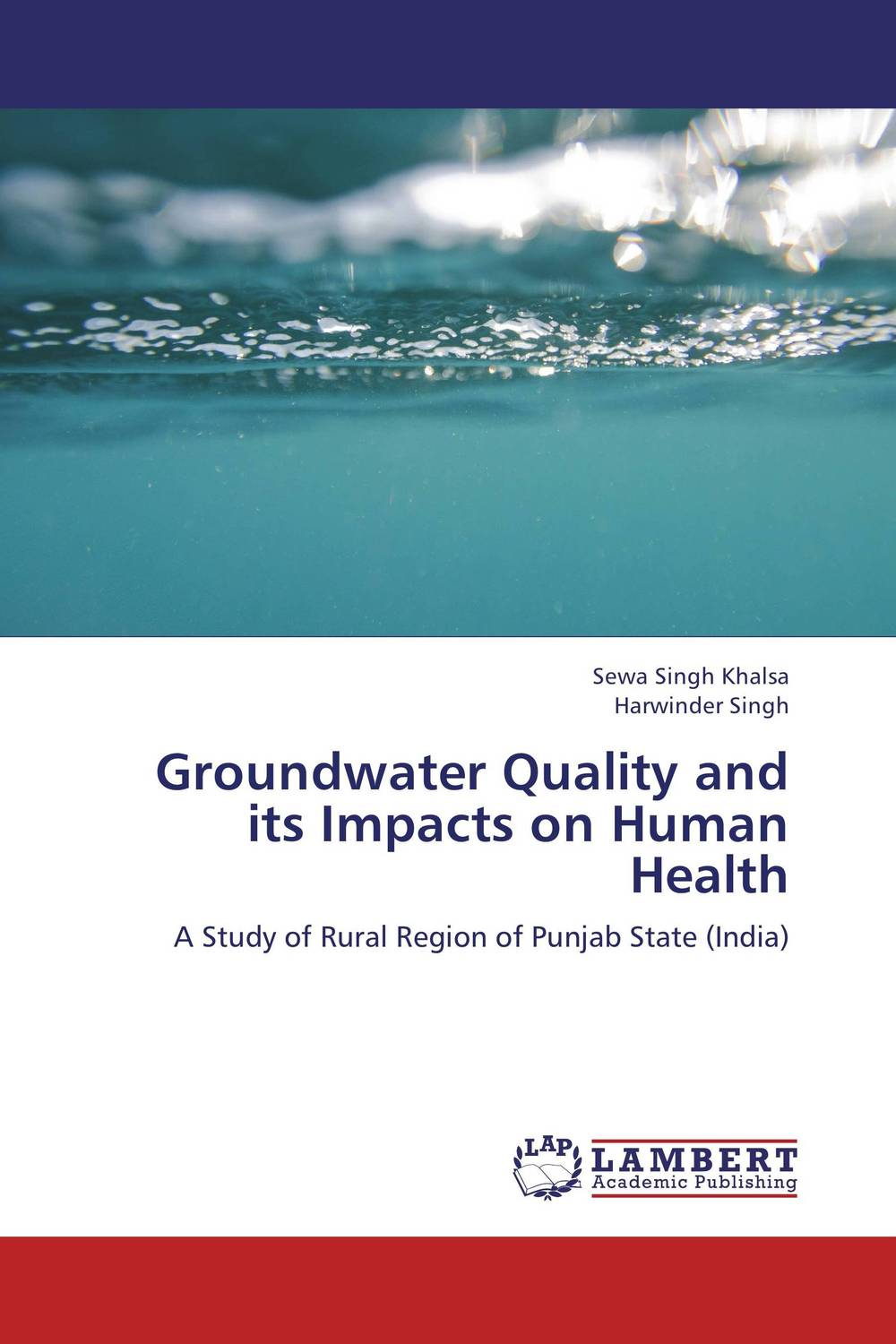 Groundwater Quality and its Impacts on Human Health