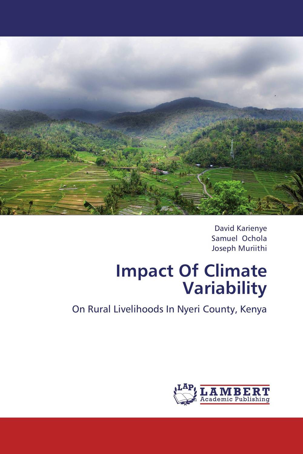 Impact Of Climate Variability suh jude abenwi the economic impact of climate variability