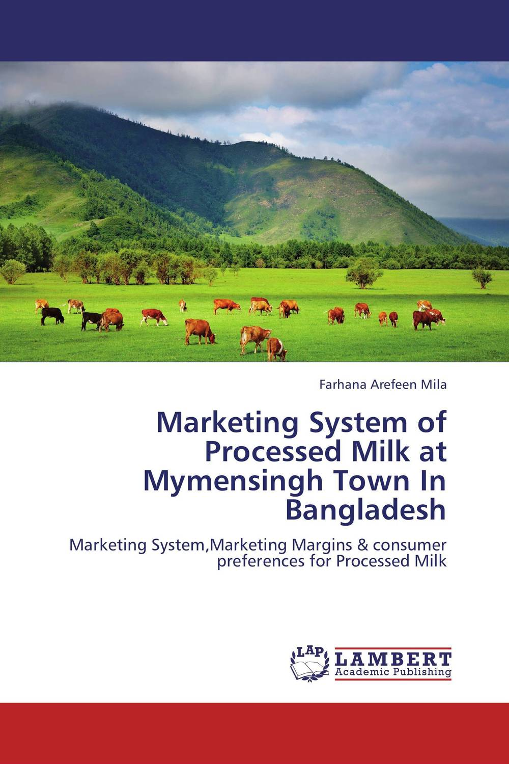 Zakazat.ru Marketing System of Processed Milk at Mymensingh Town In Bangladesh
