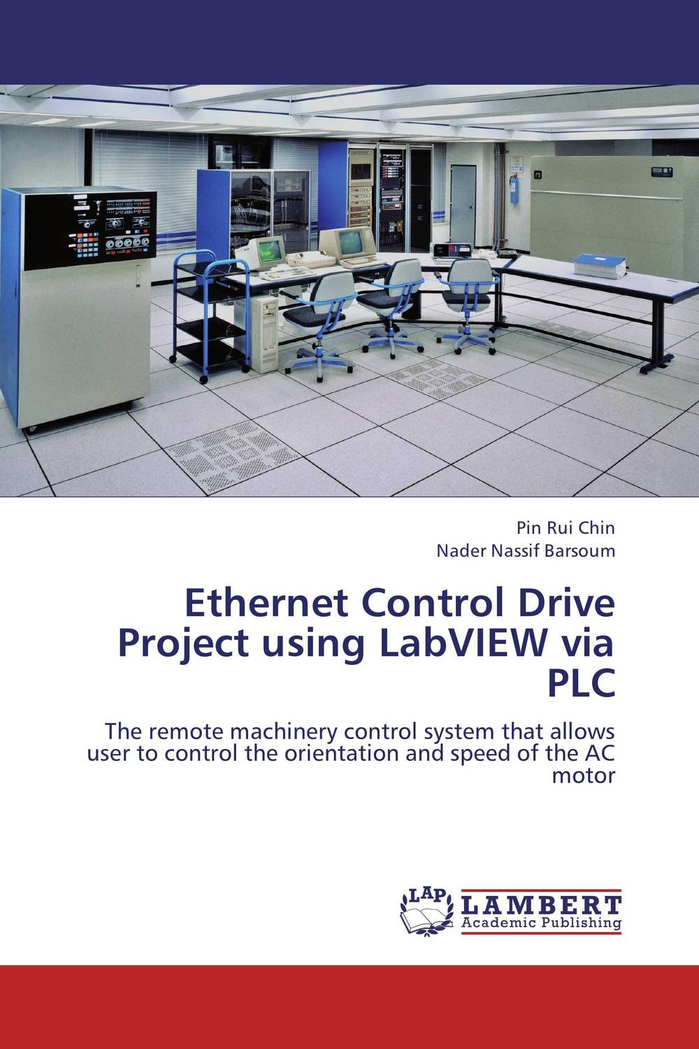 Ethernet Control Drive Project using LabVIEW via PLC new original 36 di 24 do transistor cp1e n60dt a unit ac100 240v plc programmable logic controller well tested working n60dt