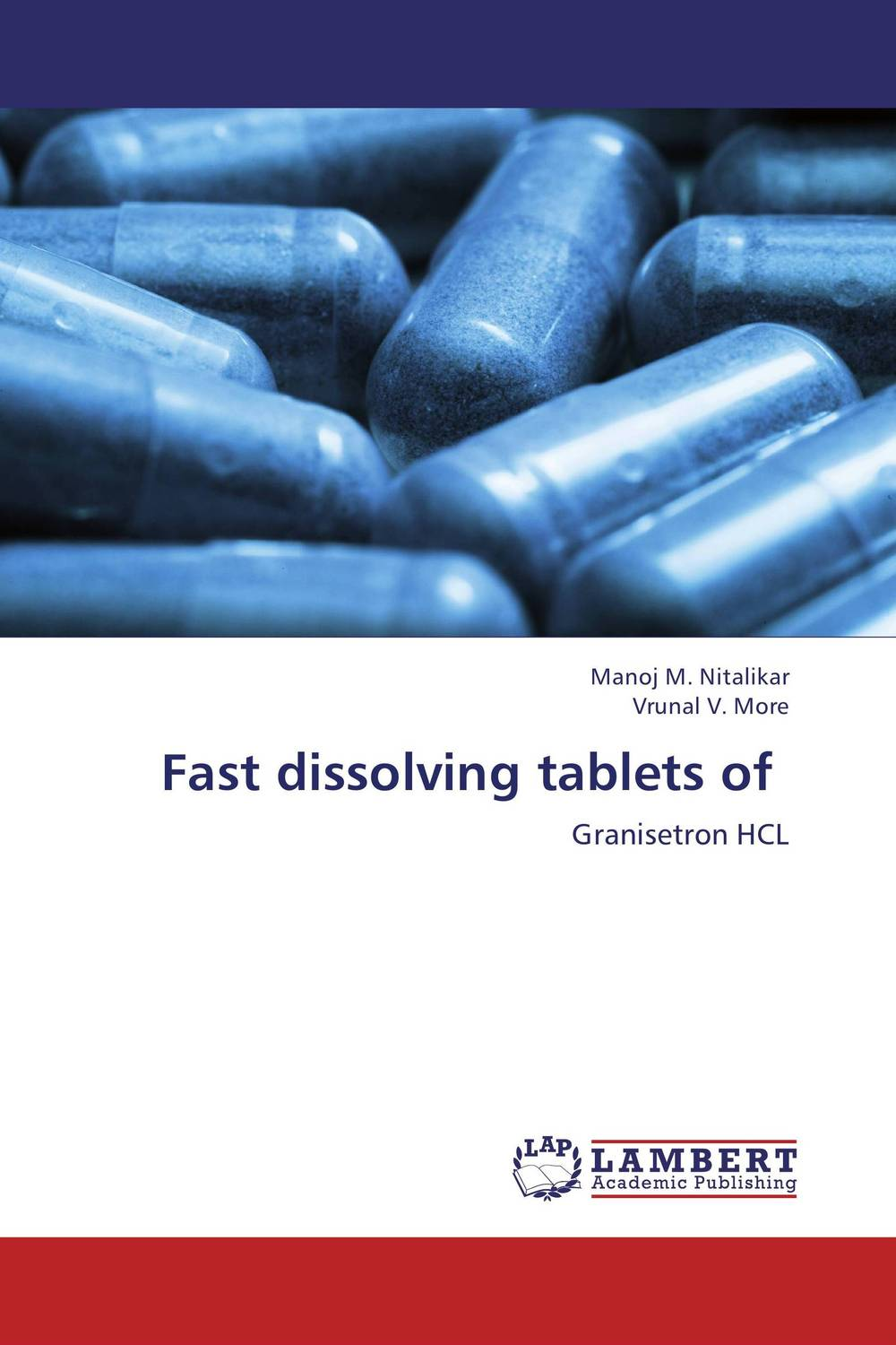 Fast dissolving tablets of seeing things as they are