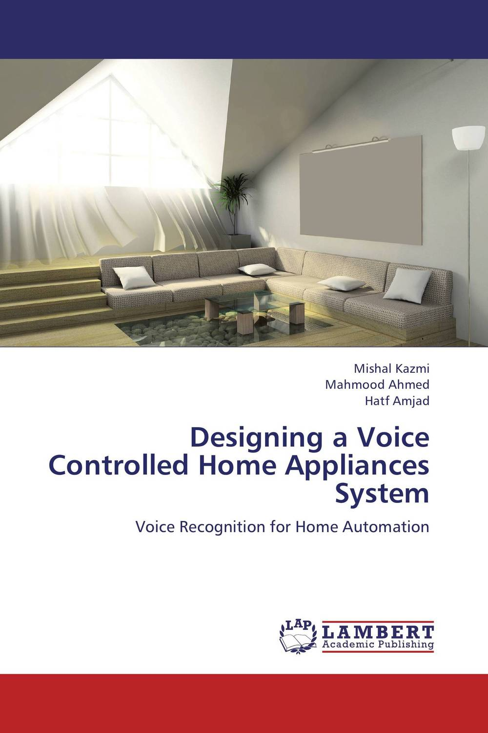 Designing a Voice Controlled Home Appliances System cerebral palsy speech recognition system