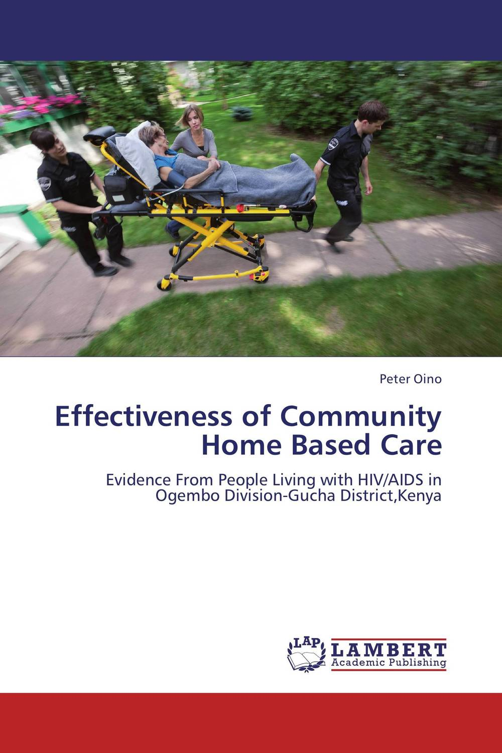 Effectiveness of Community Home Based Care physical therapy care for people living with hiv aids